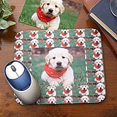 Personalized Pet Collage Mouse Pad - 3734