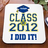 Cheers to the Graduate© Mouse Pad