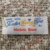 Personalized Sewing Labels - 3945D