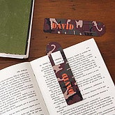 Personalized Bookmark - Camouflage Collection - 4065