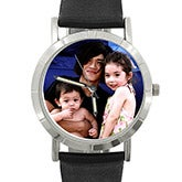 Custom Personalized Photo Watch - Picture on Watch Face - 4103D