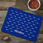 Personalized Pet Food Place Mat - Kitty Kitchen - 4298