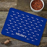 Personalized Cat Food Mat - Kitty Kitchen - 4298