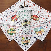Personalized Holidays Dog Bandana Set - Six Holidays - 4386