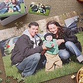 Personalized Photo Puzzle And Tin - Jumbo Custom Jigsaw Puzzle - 4438D