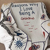 Reasons Why Custom Embroidered Tapestry Afghans - 4440