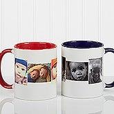 Photo Montage Personalized Ceramic Coffee Mug - 4463