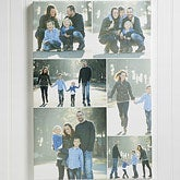 Custom Photo Collage Canvas Prints - 4464