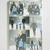 Custom Photo Collage Canvas Prints - 4464