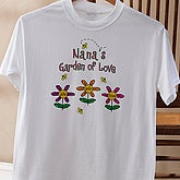 Personalized Gifts For Moms and Grandmas - Garden of Love - 4536