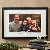 Personalized Photo Canvas Framed Artwork - 4686