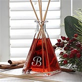 Cinnamon Berry Monogram Reed Diffuser