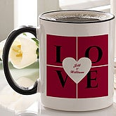 All You Need is Love Personalized Mug