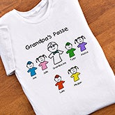 Personalized Mens T Shirt - You and Me Design