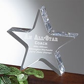 All-Star Coach© Personalized Award