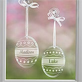 Custom Easter Suncatchers - Easter Reflections Design - 5247