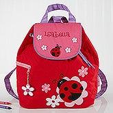 Personalized Kids Backpacks - Ladybugs - 5301