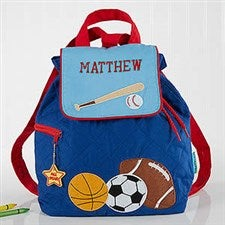 Personalized Kids Backpacks - All Star Sports - 5302