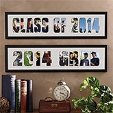 Graduation Photo Collage Personalized Picture Frame - 5363