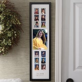 School Years Personalized Student Picture Frame - 5368