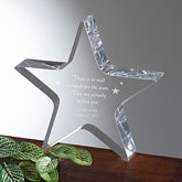 Reach For The Stars© Personalized Keepsake