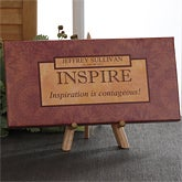 Personalized Inspirational© Canvas Art