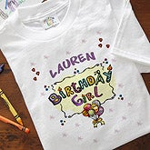 Birthday Girl Personalized Nightgown