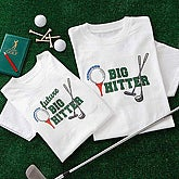 Father & Son Personalized Golf Clothing - 5403