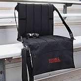Personalized Portable Folding Stadium Seat Cushion - 5411