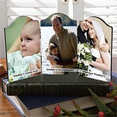 Personalized Folding Photo Message Plaques for Him - 5431