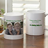 Personalized Golf Photo Personalized Coffee Mug - 5474