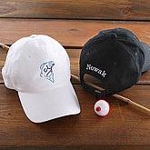 Fisherman Personalized Fishing Hat - 5569
