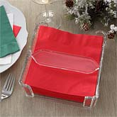 Clear Acrylic Napkin Holder - 5589