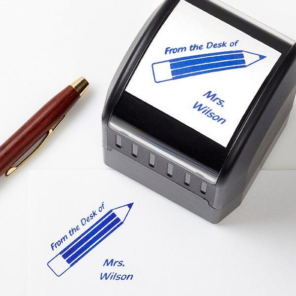 Personalized Teacher Stamps - Teacher Fun - 10053