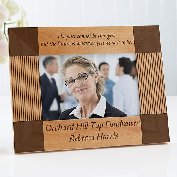 Engraved Picture Frames Inspiring Quotes