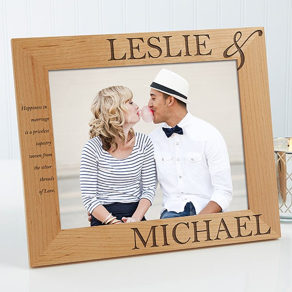 Personalized Picture Frames - The Perfect Couple - 10317