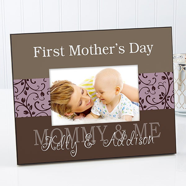 Personalized Picture Frame Set Mommy Me