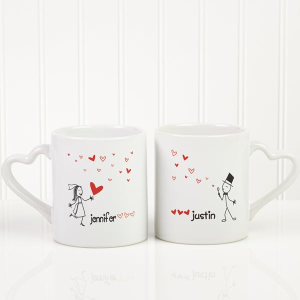 Personalized S Coffee Mug Set N Away By Love 10428