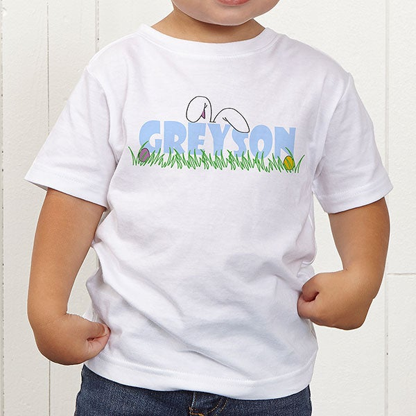 Personalized Kids Easter Clothes - Ears To You  - 1100