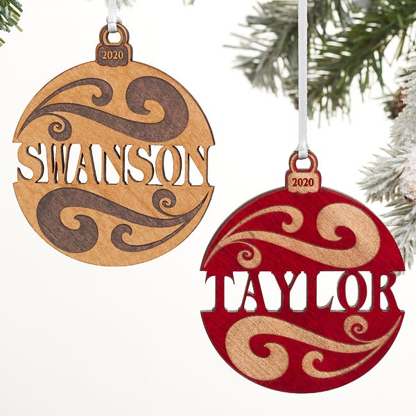 Best Selling Christmas Ornament 2020 2020 Personalized Christmas Ornaments | Personalization Mall