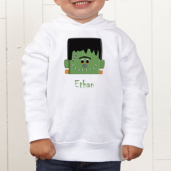 Personalized Halloween Shirts for Boys - Frankenstein - 11096
