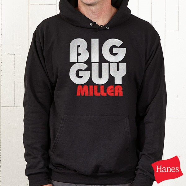 Personalized Father & Son Clothing - Big Guy and Little Guy Collection - 11442
