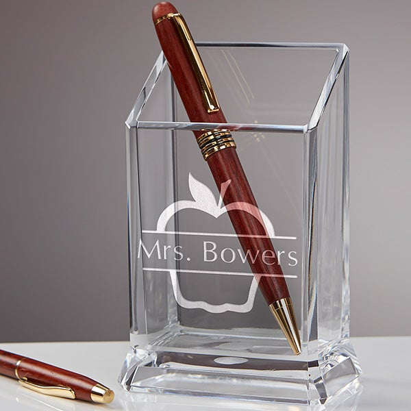 Personalized Pencil Holders - Favorite Teacher - 11605