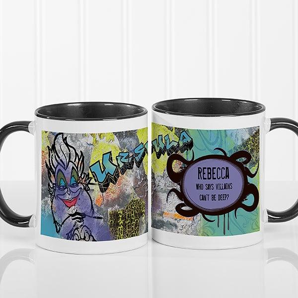Ursula Personalized Disney® Mug Ursula Disney® Coffee Coffee Personalized Mug OuXZPki