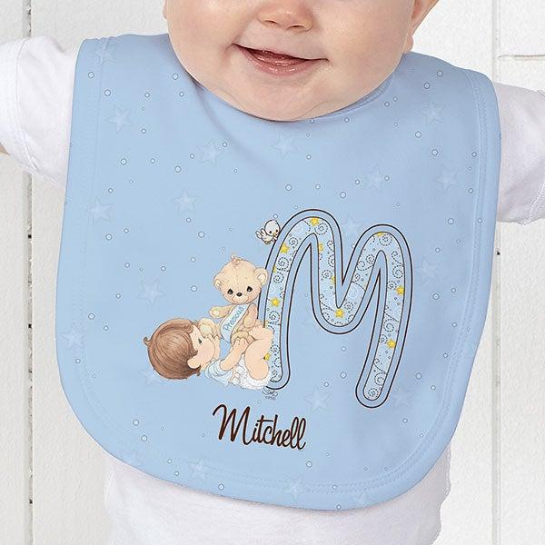 BABY BABIES LITTLE ANGEL PERSONALISED BIB GREAT GIFT