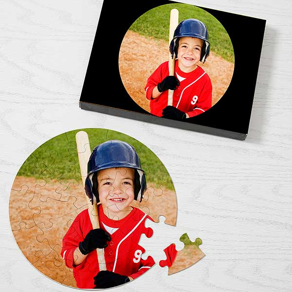 Personalized Photo Puzzle - Your Picture - 1237