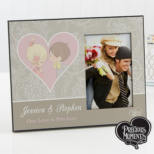 Custom Picture Frames for Couples - Precious Moments - 12513