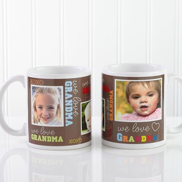 Personalized Ladies Photo Coffee Mug - Loving You - 12536