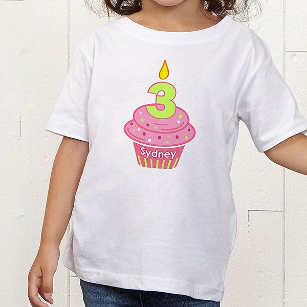 Personalized Birthday Shirts For Kids