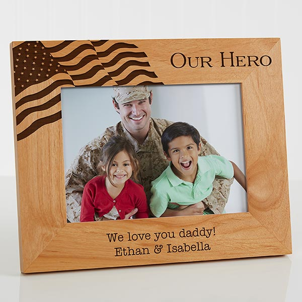 Personalized Military Picture Frames 5x7